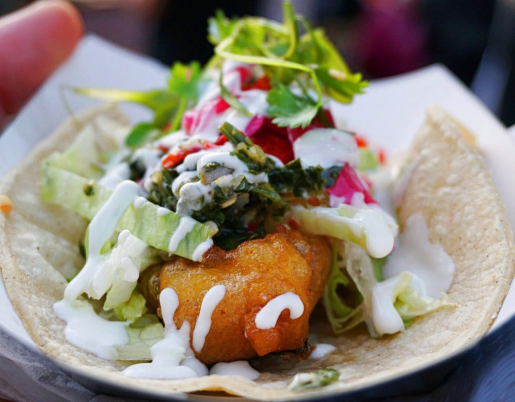 Club Mexicana London's best vegetarian food