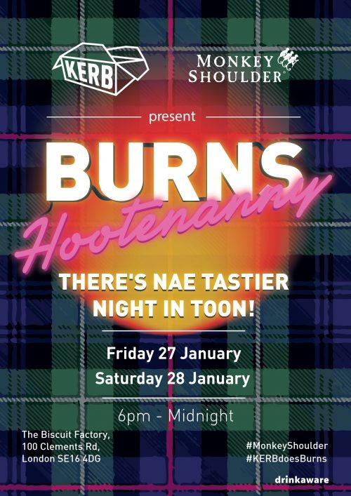 Burns Hootenanny