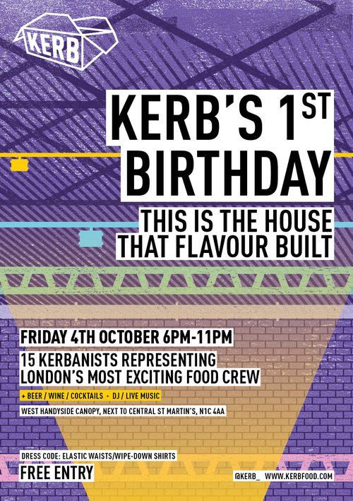 KERB's 1st Birthday