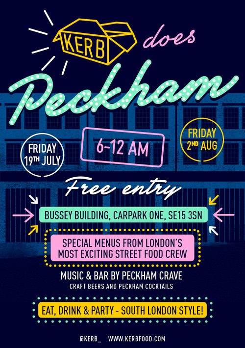 KERB does Peckham