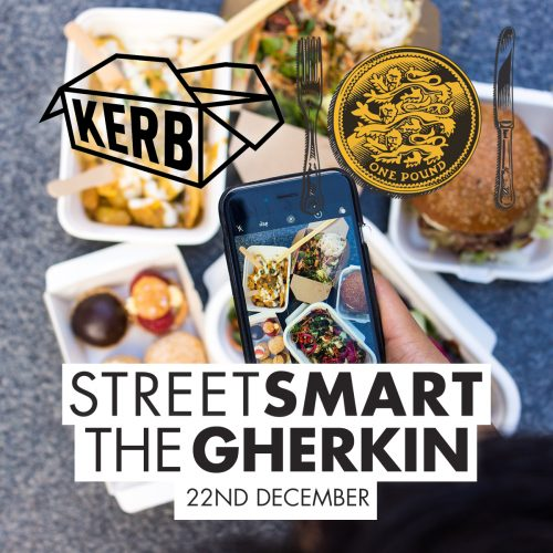 StreetSmart Xmas special at the Gherkin