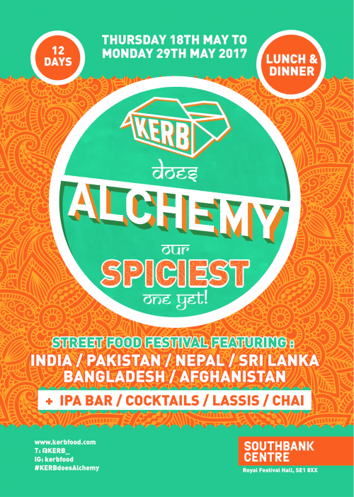 KERB does Alchemy 2017