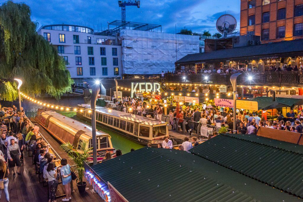 We Re Rebuilding Kerb Camden Market Kerb The Best Of London Street Food