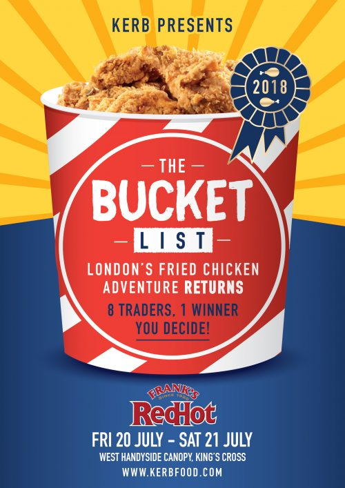 The Bucket List 2018