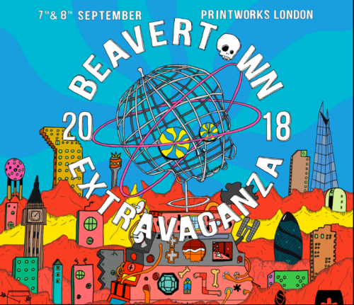 KERB Caters: Beavertown Extravaganza 2018