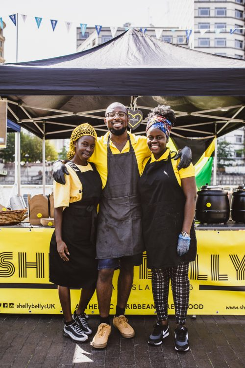Bass In The City – KERB Jerk Sunday Lunch