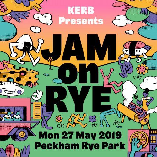 JAM ON RYE FESTIVAL 2019