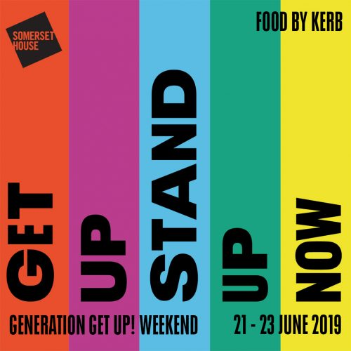 GENERATION GET UP! WEEKEND